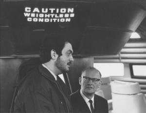 Kubrick and Clarke